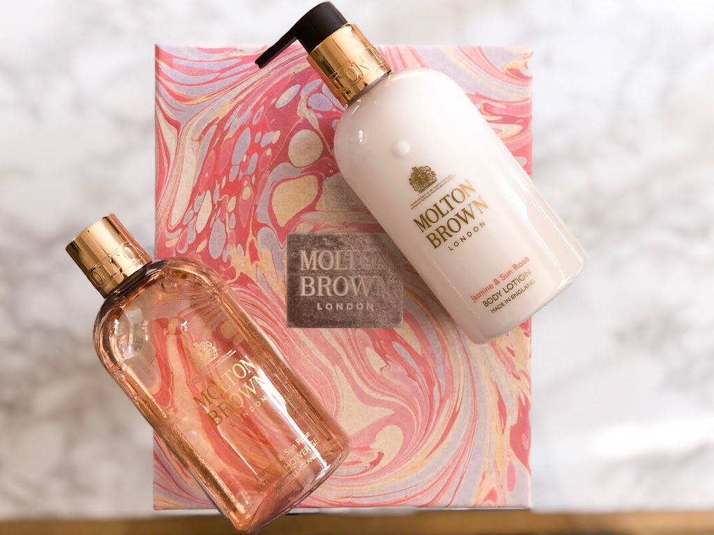 MOLTON BROWN JASMINE & SUN ROSE COLLECTION