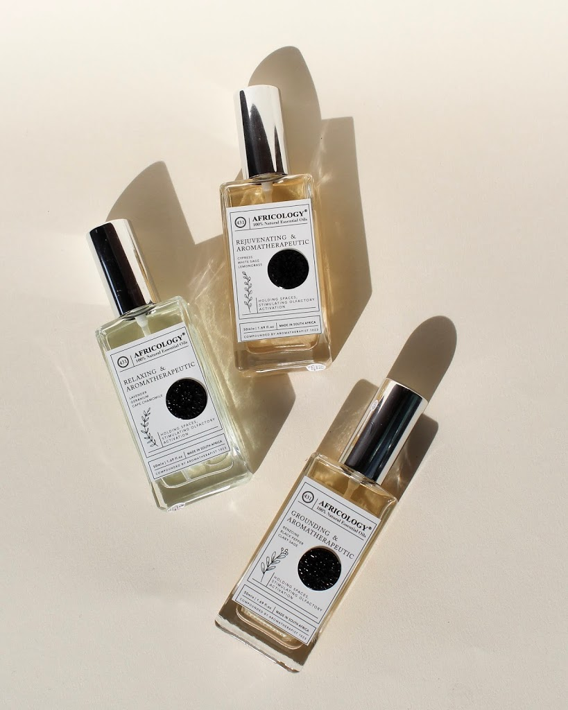 NEW NATURAL SKINCARE BRAND: AFRICOLOGY